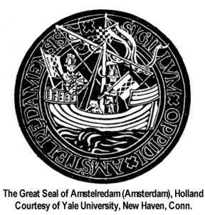 Great Seal of Amstelreadm